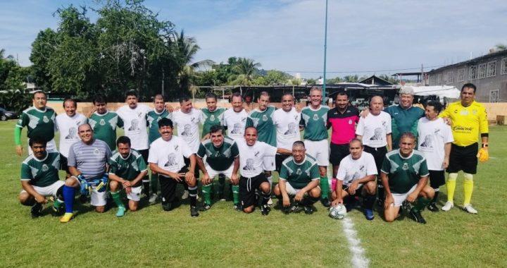 En convivio amistoso Deportivo Coacoyul vence 2-1 a Deportivo Secundaria de Uruapan