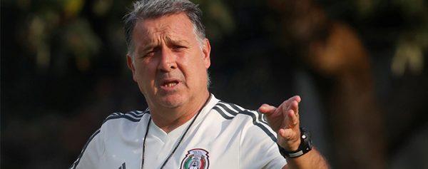 La ausencia de Chicharito es parte evolución del futbol mexicano: Martino