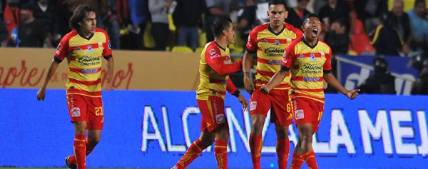 Morelia rescató el empate ante León en un juegazo
