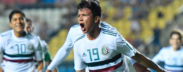 México avanza a semifinales del Mundial Sub 17