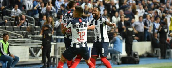 Rayados muestra su músculo ante Santos