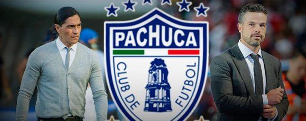 Palencia y Rafa Puente, candidatos para Pachuca