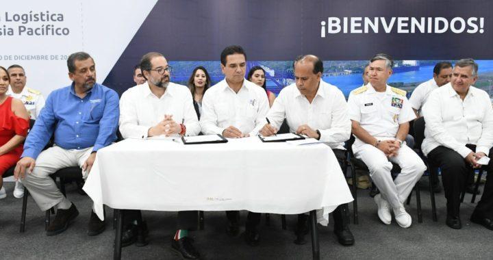 FIRMAN GUERRERO, MICHOACÁN Y COLIMA, ACUERDO ESTRATÉGICO PARA EL FORTALECIMIENTO ECONÓMICO REGIONAL