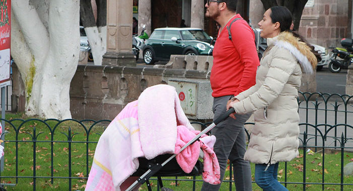 Crece vulnerabilidad al frío en Michoacán y temperaturas siguen bajando
