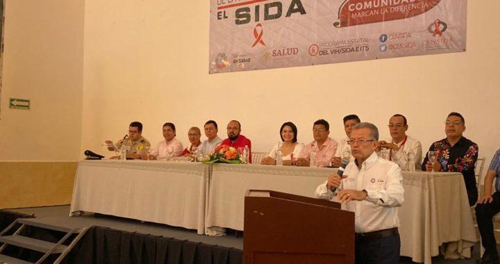 LAS NUEVAS GENERACIONES REQUIEREN ORIENTACIÓN CONTRA CONTAGIOS DE VIH-SIDA: SSG