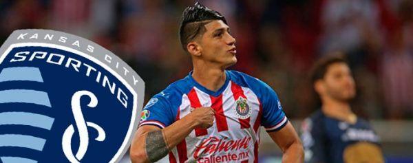 Alan Pulido es nuevo jugador del Sporting KC