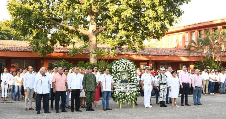 Alcalde JSA encabeza conmemoración del 66 Aniversario de la creación del Municipio
