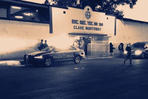 Delincuencia acecha escuelas en Morelia, denuncian