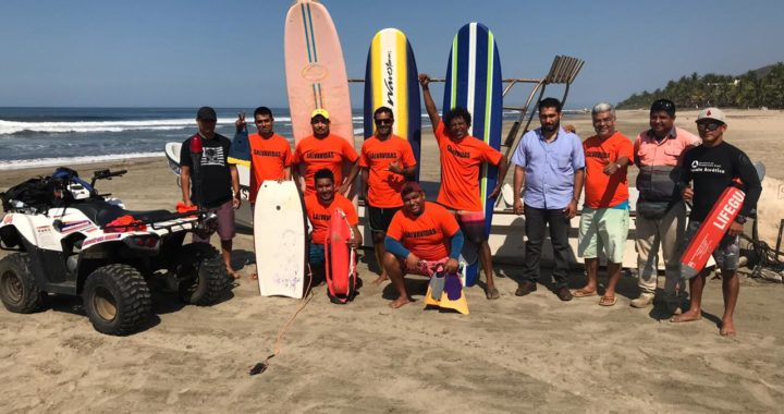 Habrá salvavidas en destinos de playa de La Unión en periodo vacacional de fin de año: Crescencio Reyes