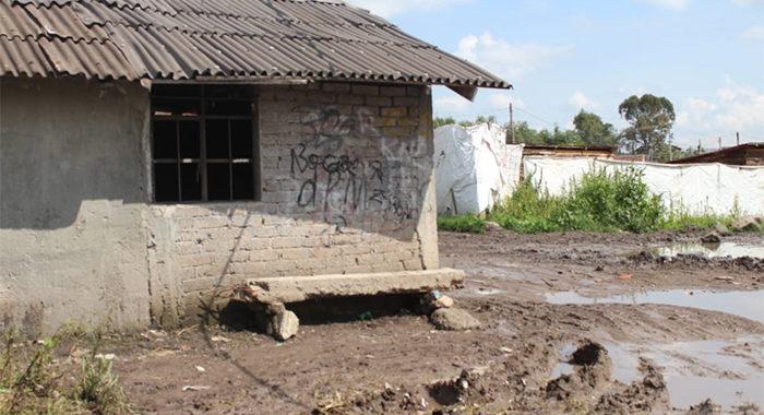 Por estar en zona de peligro, tres colonias de Morelia no pueden ser regularizadas