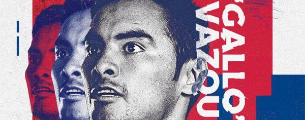 Chivas oficializa la llegada del «Gallito» Vázquez