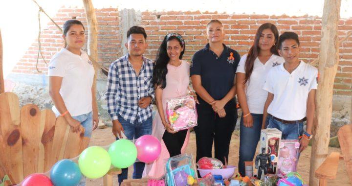 Lanzan en Tecpan de Galeana la campaña «regalando una sonrrisa» para reunir juguetes