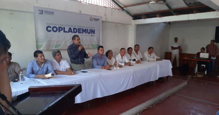 Aprueban más de 94 millones para obras en el municipio de Tecpan