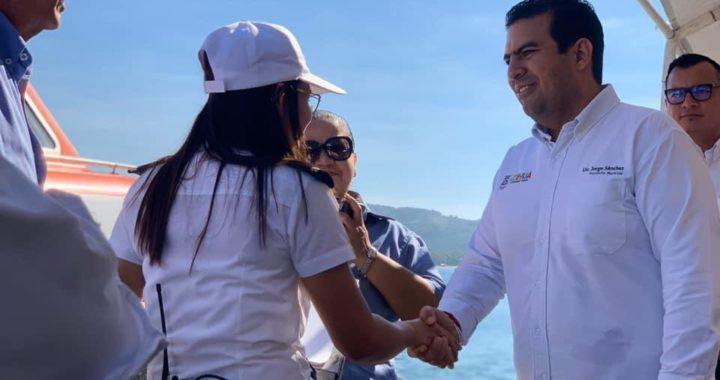 Comenzó el arribo de cruceros a Zihuatanejo