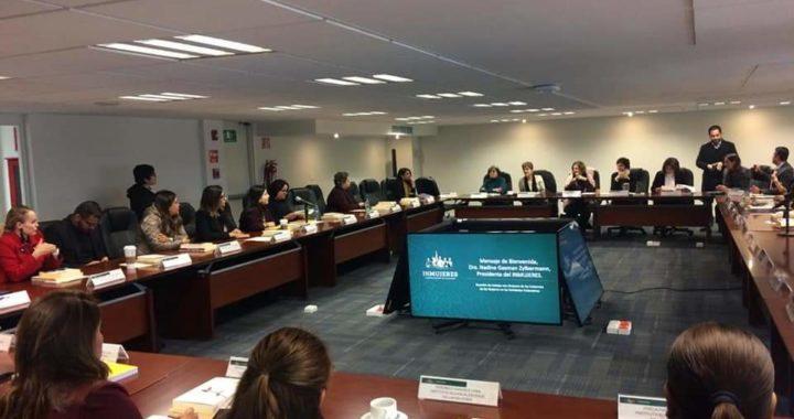 COORDINACIÓN ENTRE INSTANCIAS DE GOBIERNO PARA FORTALECER Y ACELERAR LA EQUIDAD DE GÉNERO: MAIRA MARTÍNEZ