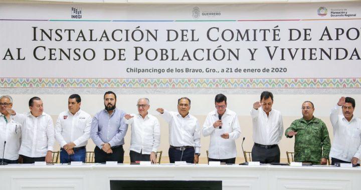 EL INEGI LA INSTITUCIÓN MÁS CONFIABLE EN EL PAÍS PARA MODIFICAR NUESTRAS POLÍTICAS PÚBLICAS: HÉCTOR ASTUDILLO