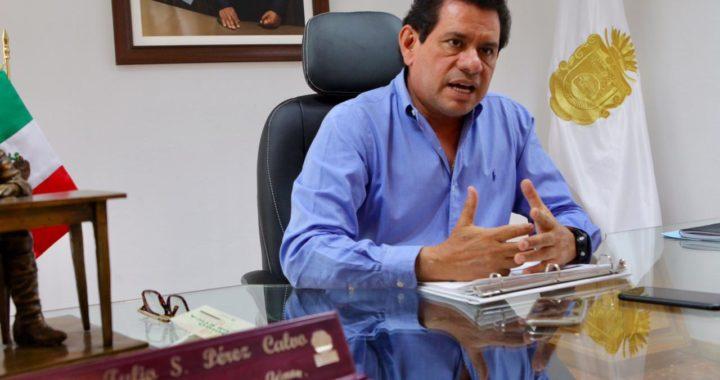 ES POTESTAD DE LOS AYUNTAMIENTOS EL COBRO DE LAS TARIFAS DEL IMPUESTO PREDIAL: TULIO PÉREZ CALVO