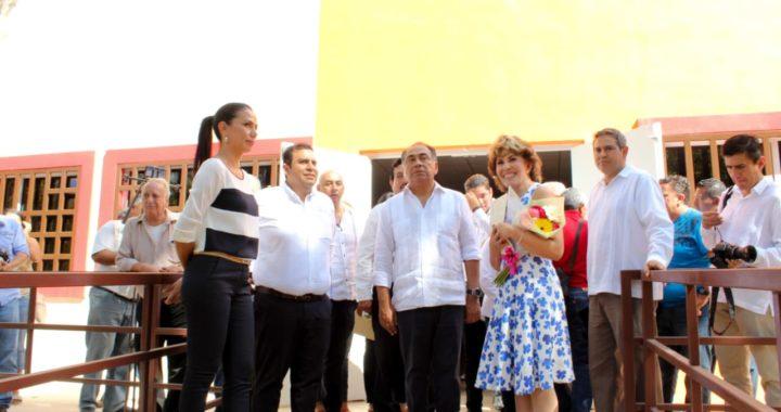 INAUGURA EL GOBERNADOR HÉCTOR ASTUDILLO EL CRRI ZIHUATANEJO; SE INVIRTIERON MÁS DE 46 MDP