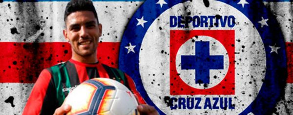 Ya hay oferta de Cruz Azul por Lucas Passerini