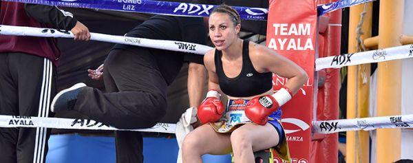 Zulina 'Loba' Muñoz disputará el cinto internacional gallo del WBC