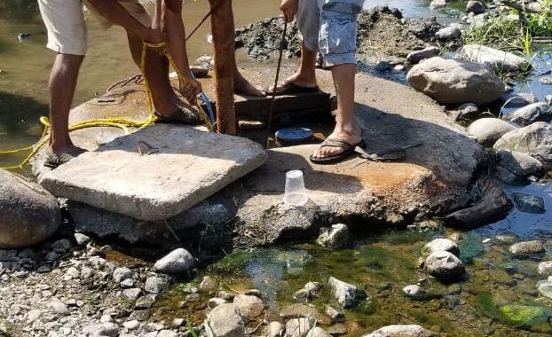 Gobierno de La Unión mejora el servicio de agua potable para 2 mil 500 personas de Lagunillas