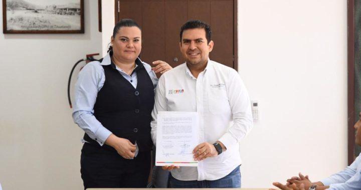 Alcalde Jorge Sánchez Allec abre posibilidad de potenciar el pequeño comercio