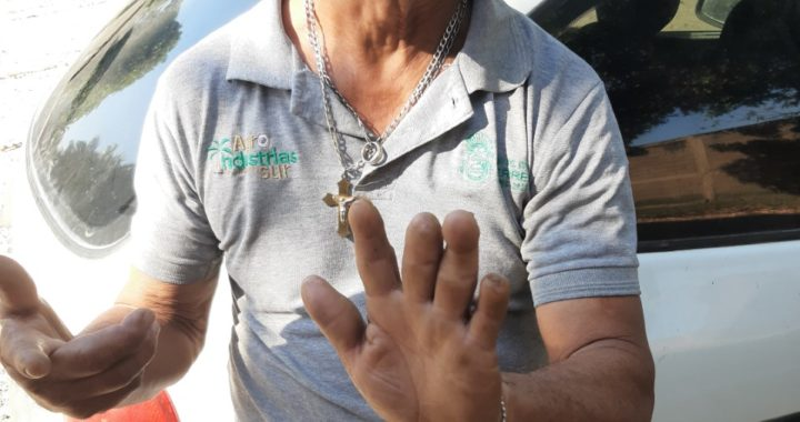 Lleva 12 años que sufrió un accidente de trabajo y Agroindustrias del Sur no lo indemniza