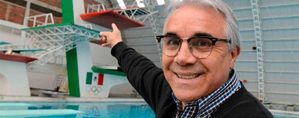 Desconectan al medallista olímpico Carlos Girón