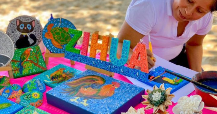 Orgullo Zanka, un programa impulsado para promover el trabajo de artesanos zihuatanejenses