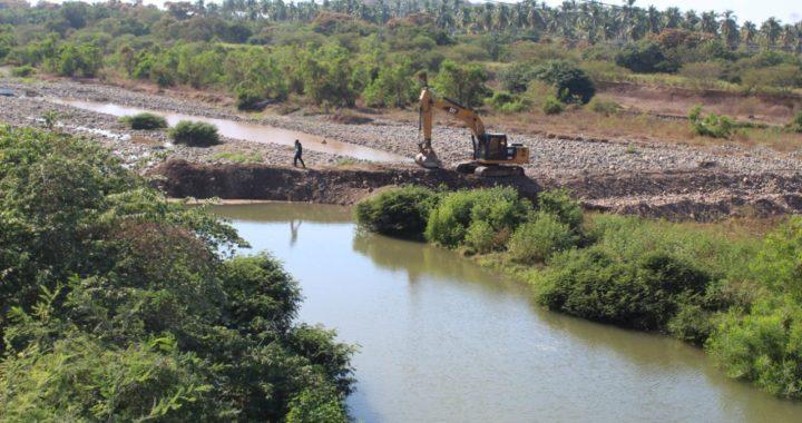 CAPAZ construye represas para mitigar estiaje