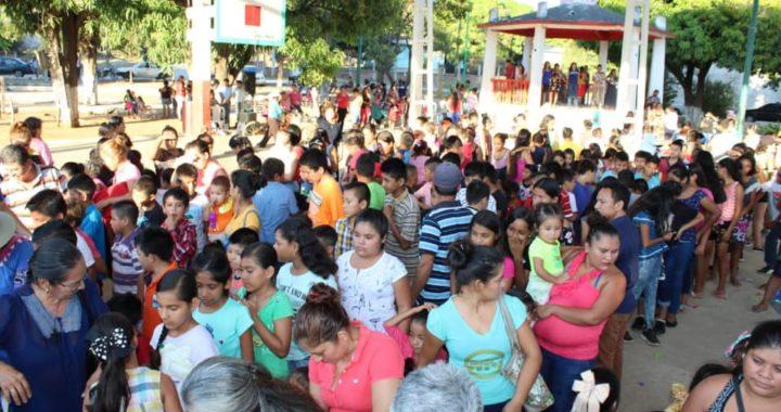 GRANDIOSO FESTIVAL DE REYES, POR PARTE DEL GOBIERNO MUNICIPAL DE PETATLÁN.