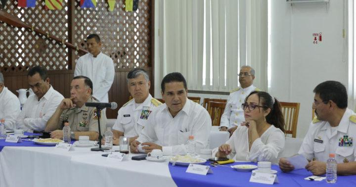 Lázaro Cárdenas, modelo en estrategia de seguridad: Silvano Aureoles