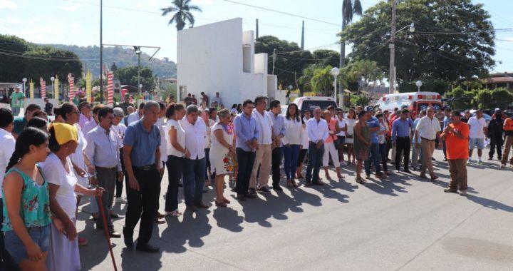 Llaman a sensibilizarse ante la ocurrencia de sismos en Tecpan
