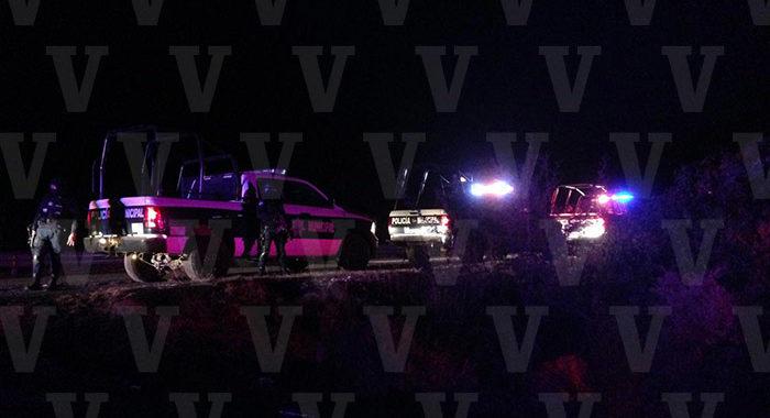 Se registra tiroteo entre personal de la Fiscalía y sujetos armados en Tiripetío