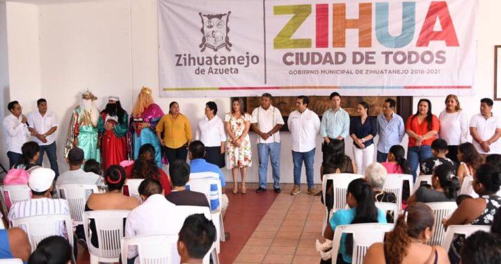 Gobierno de Zihuatanejo realiza campaña gratuita de registros de nacimiento