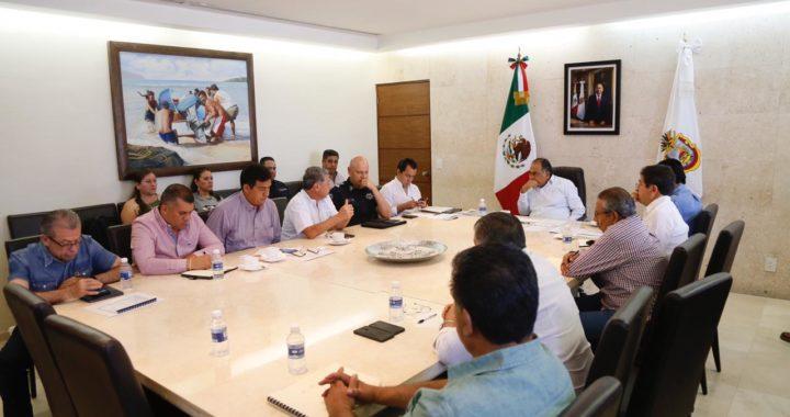ALISTA EL GOBERNADOR HÉCTOR ASTUDILLO PREPARATIVOS PARA FESTEJOS DEL «DÍA DE LA BANDERA» EN IGUALA