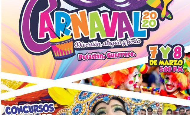 Se prepara Carnaval en Petatlan