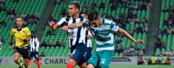 Santos y Rayados dejan todo para la vuelta