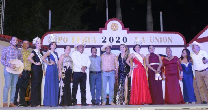 Espectacular arranque de la Expo Feria La Unión 2020