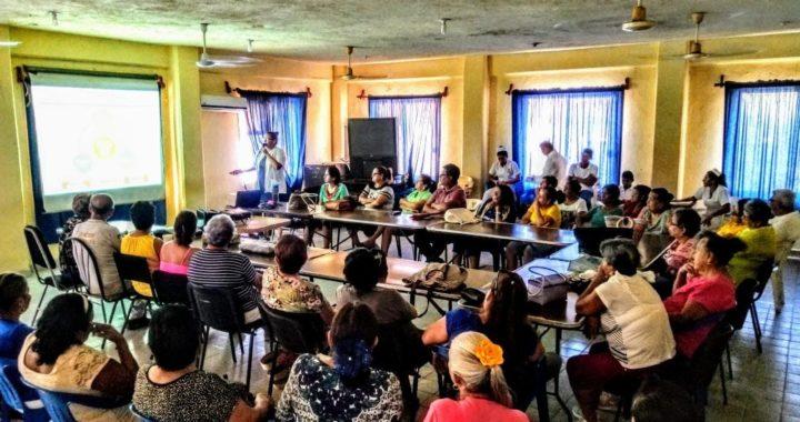 Destacan ayuda mutua para sobrellevar padecimientos crónicos como diabetes en hospital de Tecpan