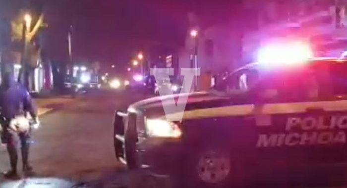 Lunes violento en Michoacán: en Buenavista, dos muertos y dos heridos