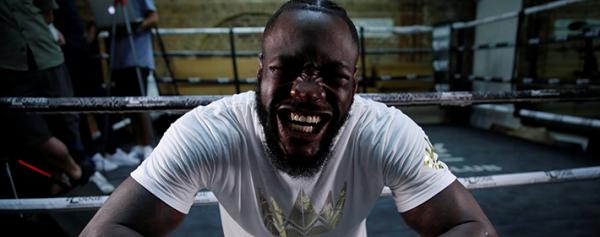 Deontay Wilder buscará revancha contra Tyson Fury