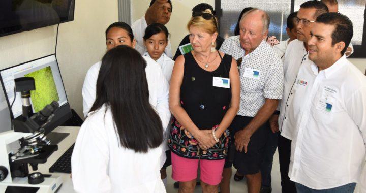 Alcalde Jorge Sánchez Allec recibe reconocimiento estatal por apoyo a la educación