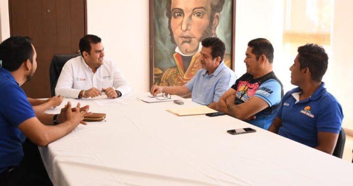 Habrá apoyo del municipio para evento deportivo Tercer Reto Zihua Bikers