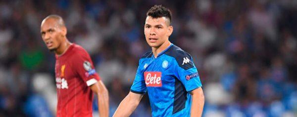 Sin el 'Chucky', Napoli vence a la Sampdoria