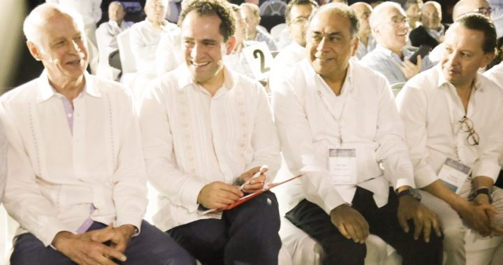 SE INAUGURA LA 83 CONVENCIÓN BANCARIA EN ACAPULCO POR SÉPTIMO AÑO CONSECUTIVO