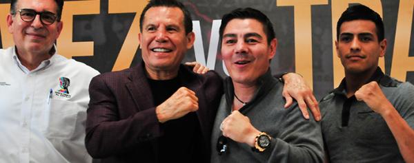 Chávez y «Travieso», listos para la batalla