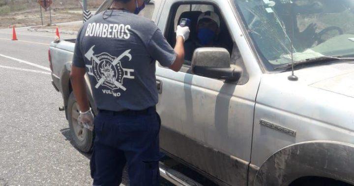 Protección Civil y Bomberos redobla esfuerzos ante contingencia COVID-19