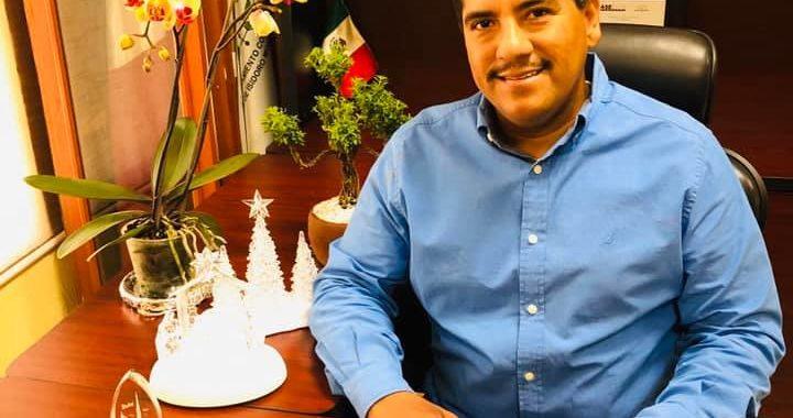 Confirma alcalde Crescencio Reyes el tercer caso de Covid-19 en La Unión