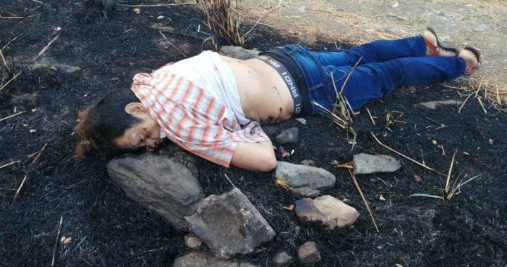 Encuentran otro hombre asesinado a balazos, ahora en San Jerónimo